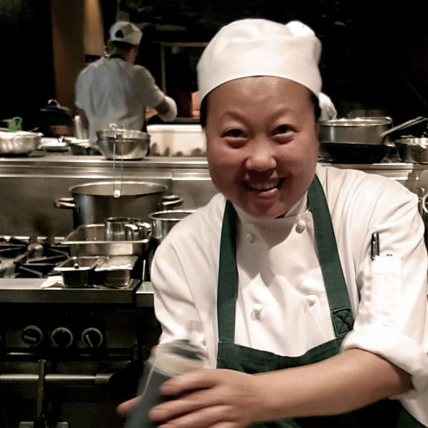Mode Kitchen & Bar - April Shen Sous Chef