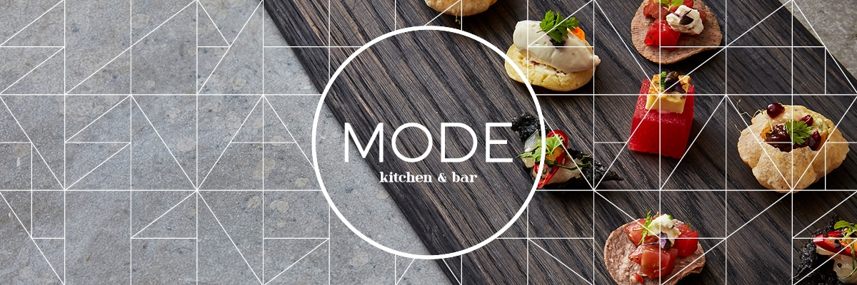 Mode kitchen & Bar Four Seasons Sydney